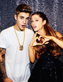 Ariana and Justin♥