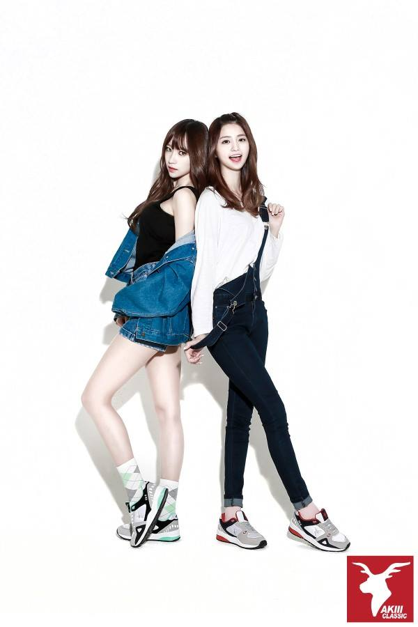 EXID for AKII CLASSIC KOREA