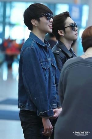 140410 Incheon Airport