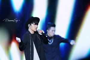 140411 2NE1′s AON کنسرٹ in Shanghai