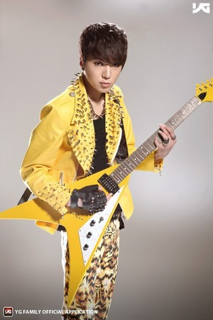 Seung Yoon for Fanta Idol