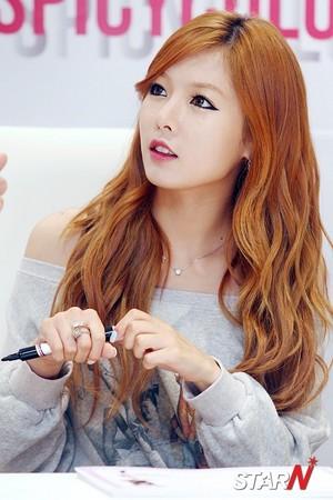 Hyuna hottie♥♥♥