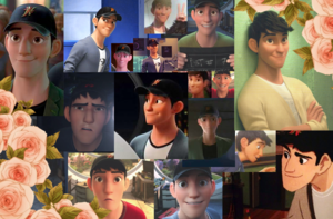 obviously the best tadashi collage