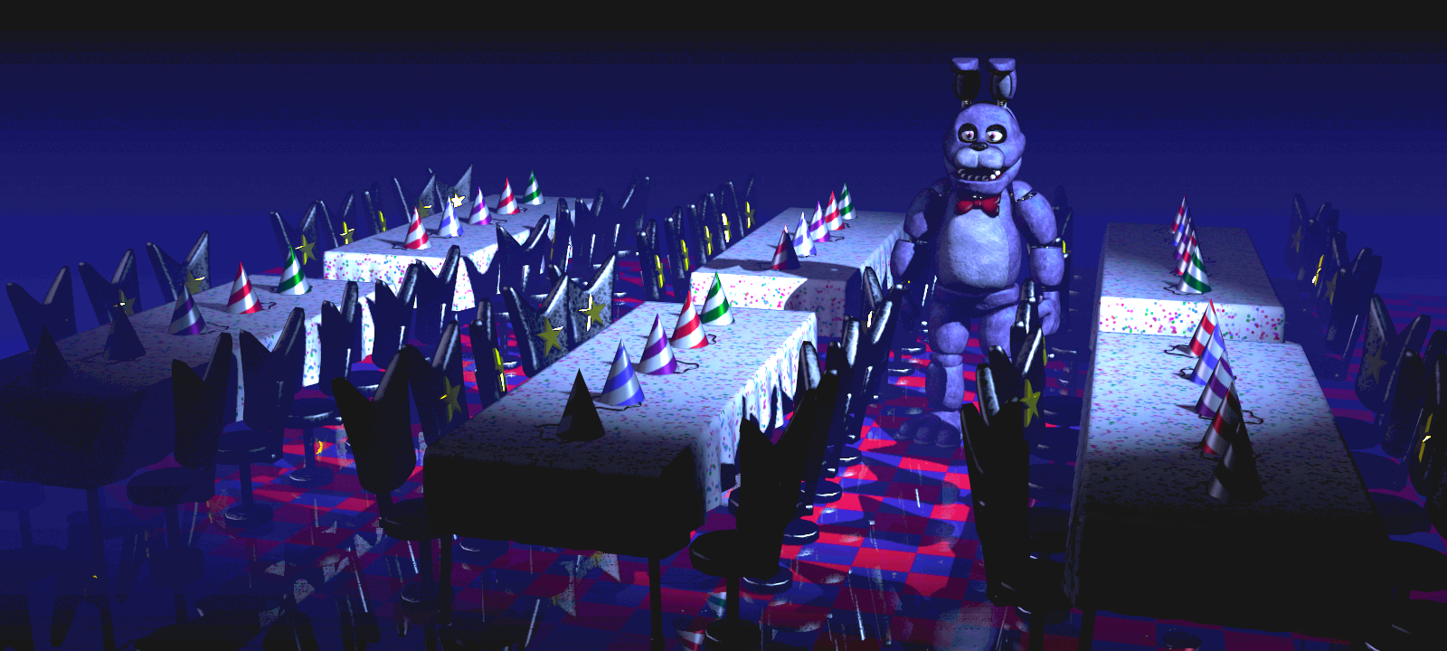 Bonnie is coming five nights at freddy s photo 37637670 fanpop