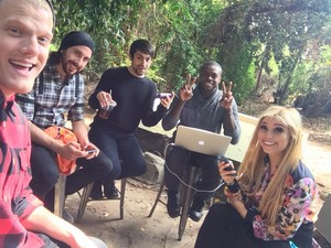 pentatonix outside