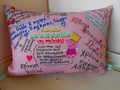 peppa wishing pillow