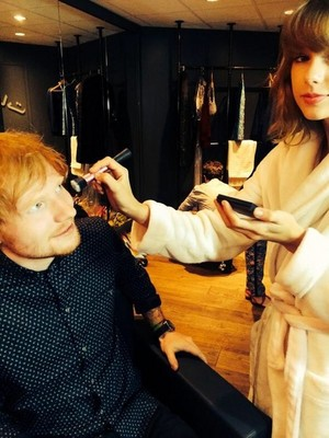 taylor and ed :3