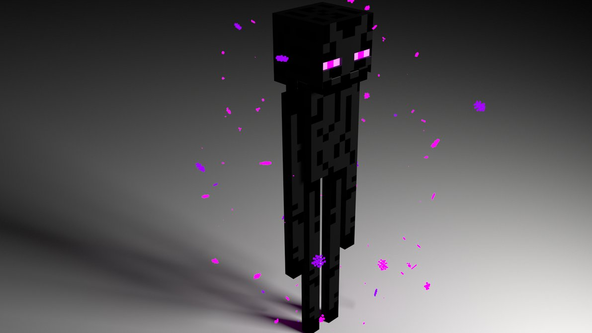 enderman minecraft wallpaper wolf - photo #38