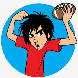 transparent Hiro شبیہ (Fantasy Football app)