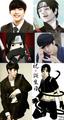 vixx anime hongbin - vixx fan art