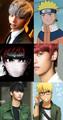 vixx anime n - vixx fan art