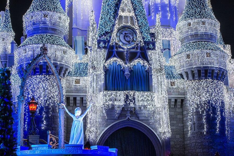 Princess Anna Images A Frozen Holiday Wish At Magic Kingdom Hd