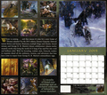 A Song Of Ice And fuego - 2015 Calendar - Backcover
