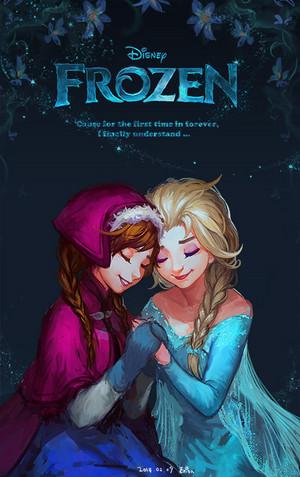 ╰ Anna and Elsa ╮