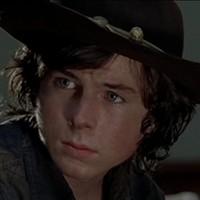 The Walking Dead Carl Grimes  Walking Dead Carl