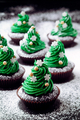 क्रिस्मस cupcakes*.*❤ ❥