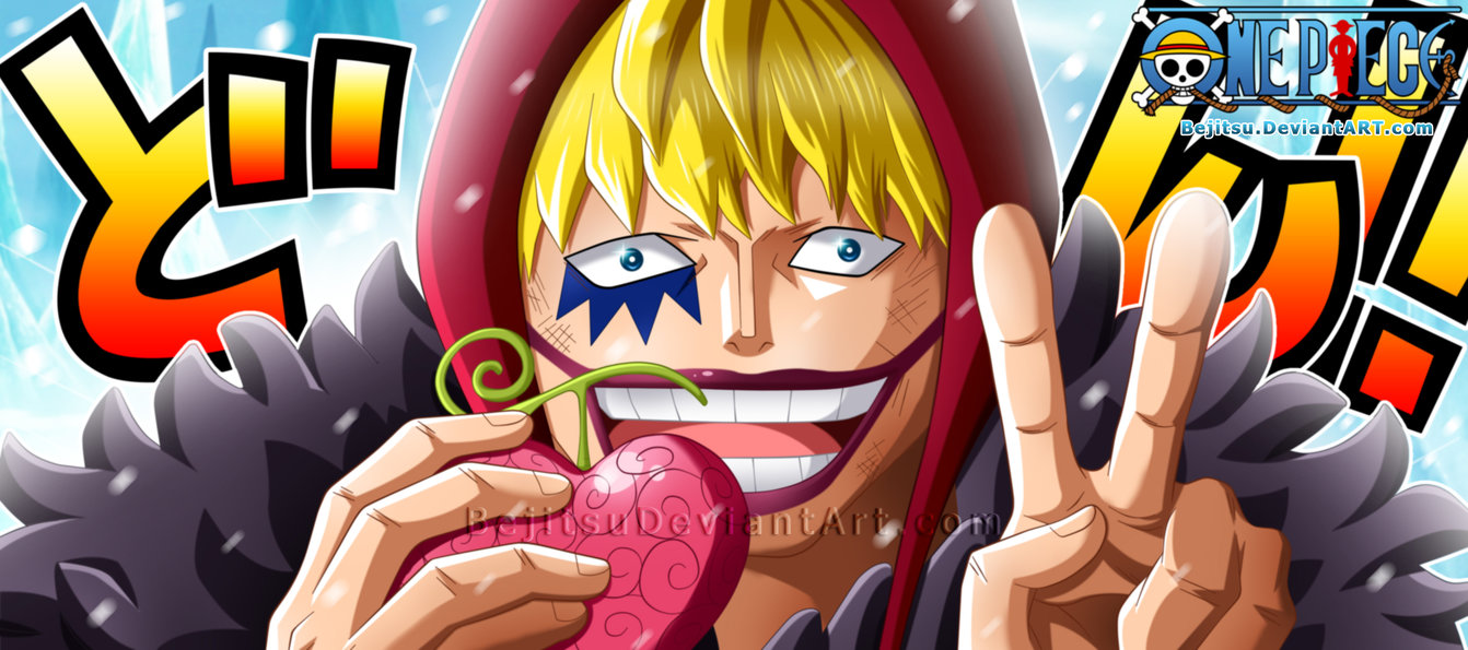 *Corazon With Ope Ope Fruit*