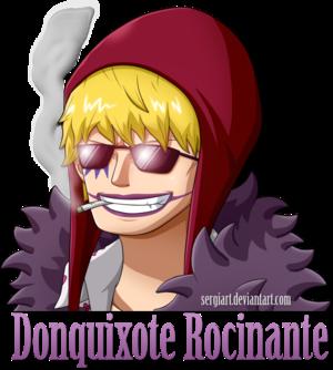 *Donquixote Rocinante*
