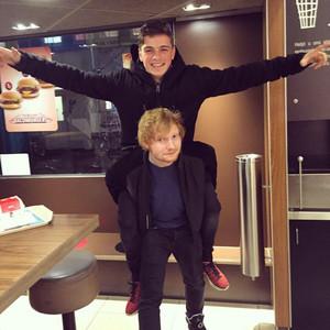 Ed and Martin