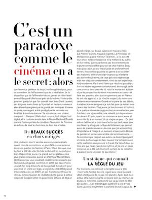 Glamour France (November)