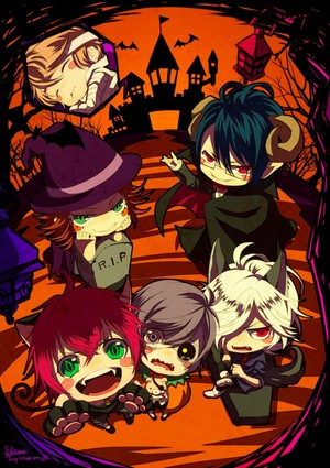 [Halloween] chibi