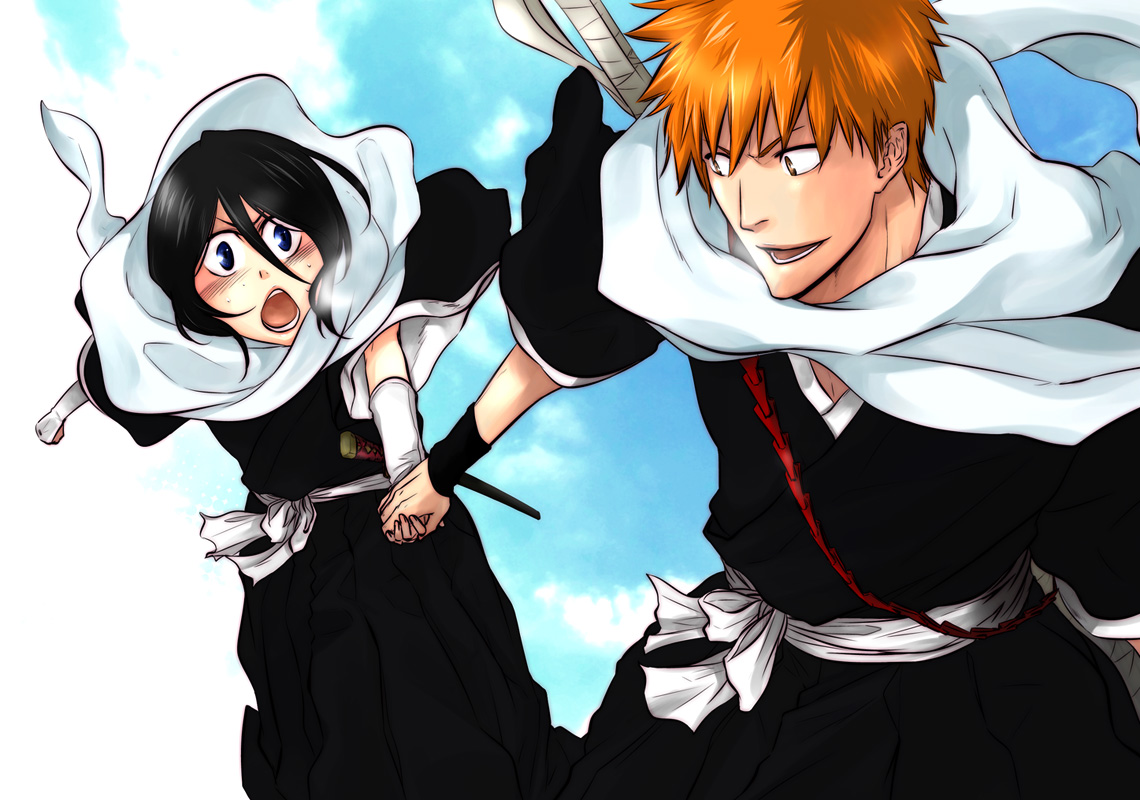 8710 Bleach HD Wallpapers  Background Images  Wallpaper