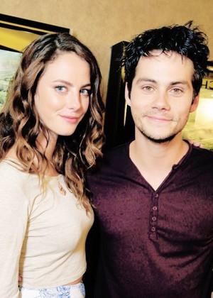 Kaya and Dylan
