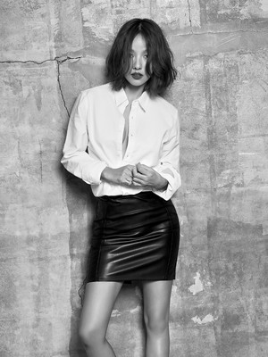 Lee Hyori - Cosmopolitan Korea