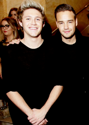Liam and Niall / Rvp