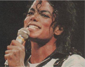 Michael Jackson achtergrond called ♫ Michael - Bad Tour ♫