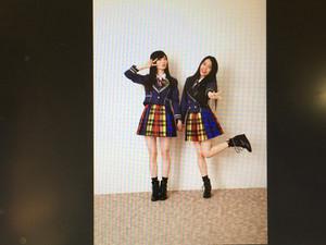Muto Tomu and Tano Yuka