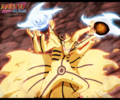*Naruto kurama-rasengan-bijuu-dama*