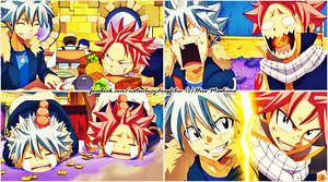 ♣Natsu and Haru♣