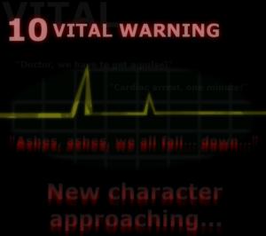 """""""Riiiiiinnnnngggg arooooouundd the rooooossssiiiieeee..."""" (Upcoming Character Teaser)"""