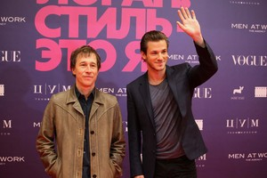 'Saint Laurent' Photocall in Moscow