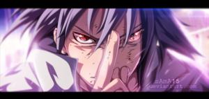 *Sasuke Fights*