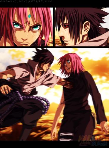 Naruto shippuuden images sasuke kills sakura hd wallpaper and naruto shippuuden wallpaper with anime titled sasuke kills sakura altavistaventures Images