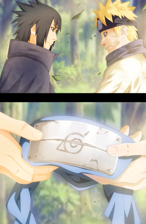 *Sasuke / naruto : The Bond*