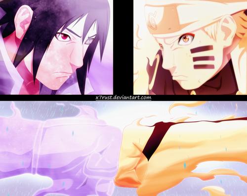 火影忍者 疾风传 壁纸 called *Sasuke v/s 火影忍者 : The Final Battle*