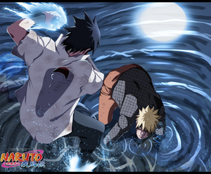 *Sasuke v/s 火影忍者 : The Final Battle*