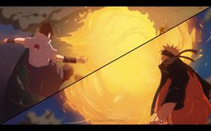 *Sasuke v/s Naruto : The Final Battle*