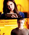 Stefan and Elena