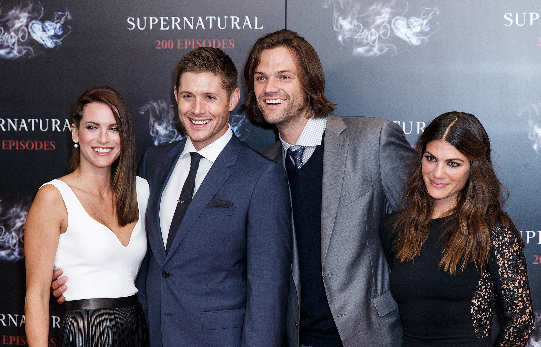sobrenatural 200th Episode Party