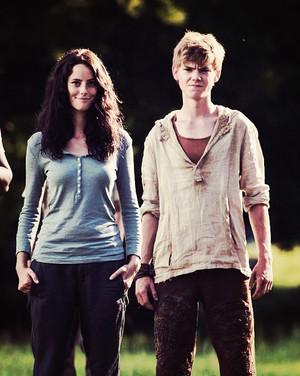 Teresa and Newt