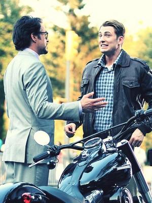 Tony and Steve