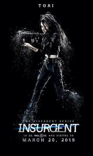 Tori - Insurgent poster