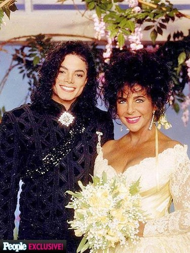 Michael Jackson wallpaper possibly with a bridesmaid entitled Майкл Джексон