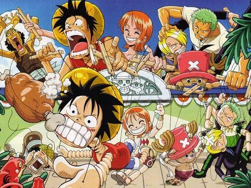 One Piece kertas dinding containing Anime entitled ººoNe PiEcEºº
