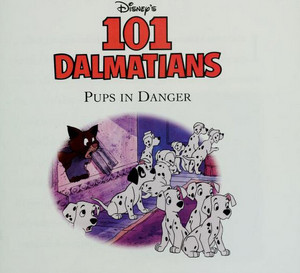 101 Dalmatians - Pups in Danger