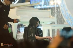141113 아이유 at MelOn 음악 Awards 의해 아이유 STUDIO